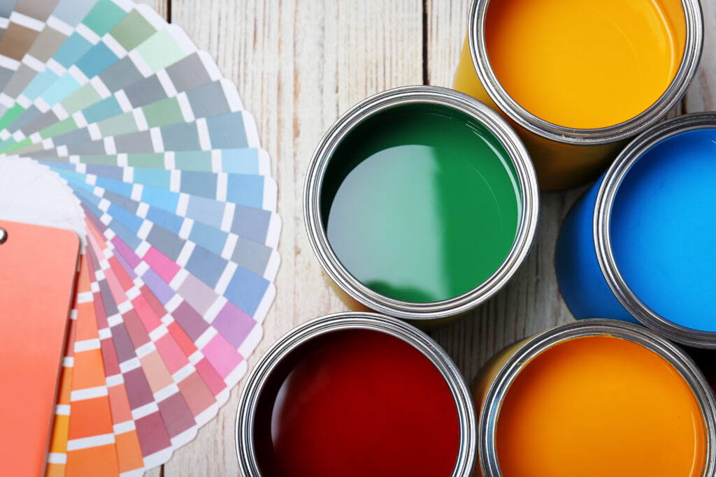 Hot interior paint trends for 2021